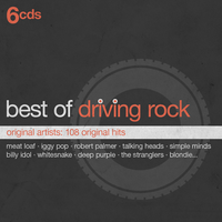 The Best of Driving Rock by YaroManzarek