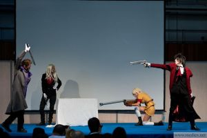 Hellsing on Stage by Accado