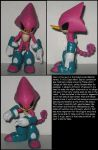 Worlds Collide part 7: Espio Man by Wakeangel2001