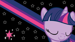 Twilight Sparkle AS Wallpaper by armando92