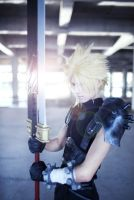 [Final Fantasy VII]cosplay Cloud Strife cn micya by TOOmicya