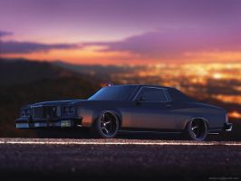 Ford Gran Torino Undercover by sergoc58