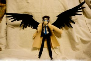 Castiel - front by MargaritaSh