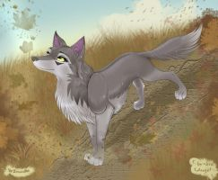 For Valita The Wolf by Light-Angel-Vera