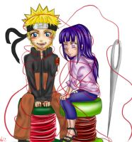 Sew you in my heart by naruhina08lover