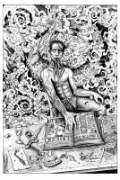 Knowledge is power by GTT-ART
