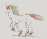 Unicorn by ZombiePattyFag
