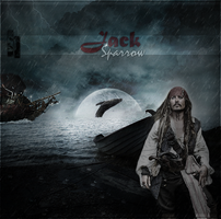 JackSparrow by BAT-MAN-GFX