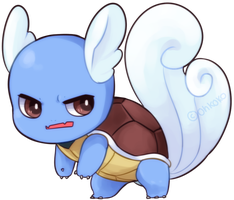 Wartortle by hereiskoko