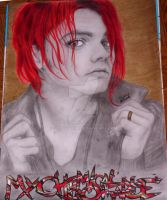 Gerard Way #2 by Lilleandra