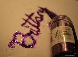 Glitter Name ID by Ate-Your-Kangaroo