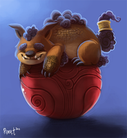 3.2 - Foo Ball (1hr + 6 Minutes) by Cryptid-Creations