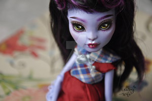Beth (Monster High Sea Monster repaint) by theugliestwife