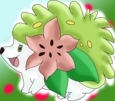 Shaymin by Mast88