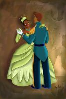 TIANA AND NAVEEN III VERSION 1 by FERNL