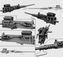 Browning M2 with M2 A.I.R. by Je-huty