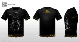 Hind T-Shirt design by Siregar3D