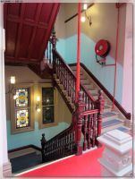 Strand Arcade - Stairs by JohnK222