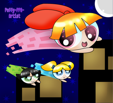 .:PPG 2016  Fly high:. *EFFECTS* by Puffy-PPG-Artist