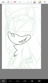 .:WIP:. Scourge by Pastel-Hedgehog