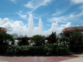 Disney World Clouds + Stuff 32 by WDWParksGal-Stock