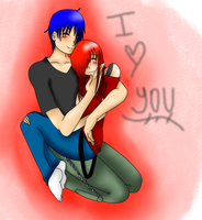 me and my hubby by deidara310