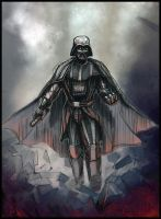Vader by TLishman