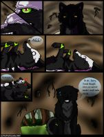 Wolf's Twilight page 2 by Cylithren