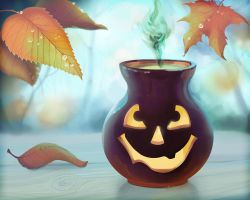 Happy Halloween 2014 by t22t