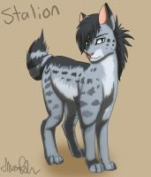 FR contest: Stalion by Bread-Crumbz