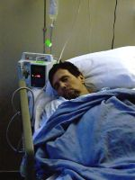 Deviant Artist on Deathbed by isha-1