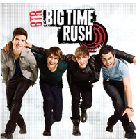 Big Time Rush Album Cover by SMG8-16