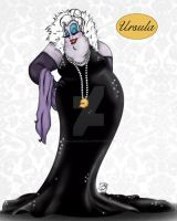 Designer Ursula by smallvillereject