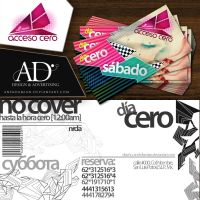 Dia Cero: Access Ticket by anekdamian