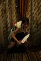 San Princess Mononoke AM2011 by Aeros15