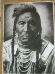 American Indian by harpyshizzle