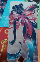 Sailor moon shiny bookmarks by DEugenio