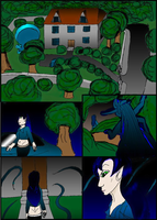 Night of the void intro, pg3 by BTIsaac