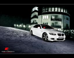 bmw e92 m3 by gtimages
