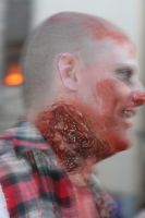 gore, close up by neaters2000