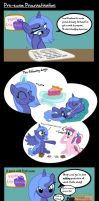Pre-exam Procrastination by treez123
