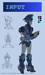 TFP OC: Input by AXEL464