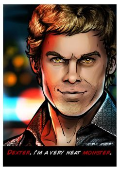 Dexter by mart-art