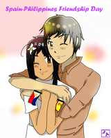 Spain-Philippines by Fairy-anime