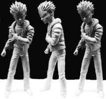Tetsuo wip by renatothally