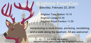 Brighton Fauncon by Fortheheckofit1