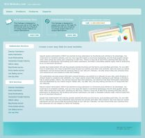 Simple SEO Template by mediarays