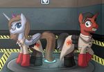 MLPFireLily Commission by InkRose98
