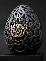 Faberge Egg Back by osiskars