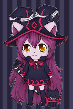 Wicked Lulu - League of Legends by linkitty